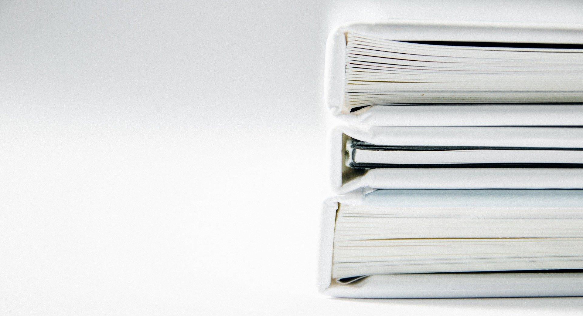 Bücher - Bild von Pexels auf Pixabay