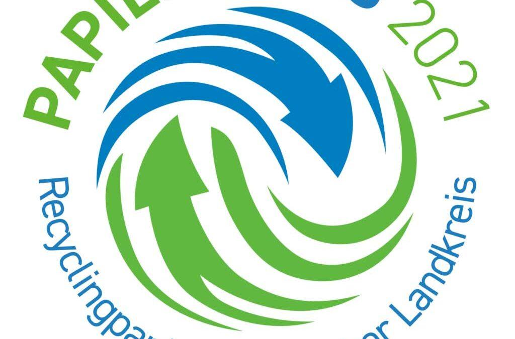Landkreis Aichach-Friedberg nutzt vorbildlich Recyclingpapier